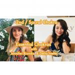 Essential Chakras - Sacral Chakra