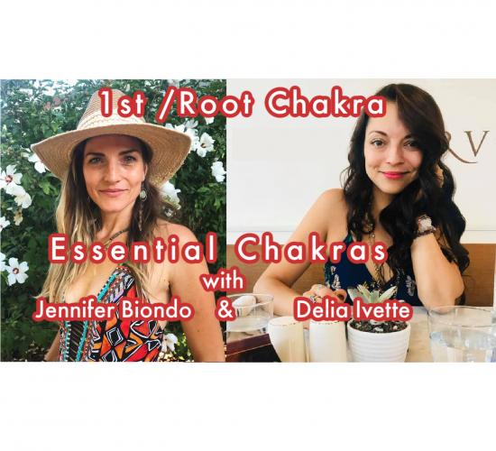 Essential Chakras - Root Chakra