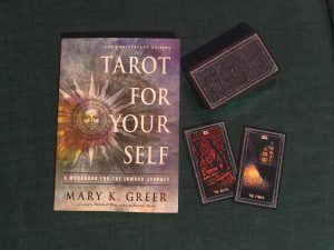 Modern witch movement blog tarot for year