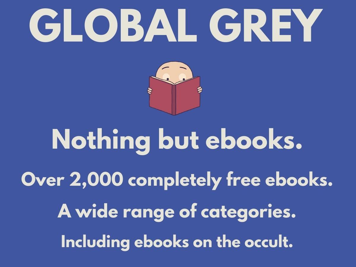 Global Grey ebooks online banner